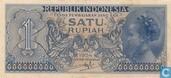 Indonesia 1 Rupiah 1954