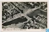 Leiden, Galgenwater, Turfmarkt en Beestenmarkt