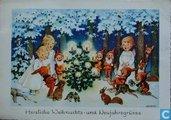 Herzliche Weihnachts- und Neujahrsgrusse