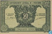 French Indo China 50 Cents