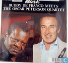 """Hark"" Buddy de Franco meets the Oscar Peterson Quartet"
