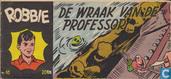 Comic Books - Robbie - De wraak van de professor