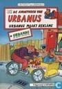 Strips - Urbanus [Linthout] - Urbanus maakt reklame
