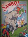 Comic Books - Sambo - Sambo! - De olifant