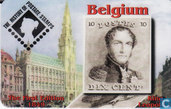 History of Postage Stamps, Belgium