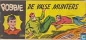 Comic Books - Robbie - De valse munters