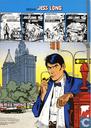 Bandes dessinées - Jess Long - Het doodskopmasker + De krabbengrot