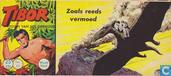 Strips - Tibor - Zoals reeds vermoed