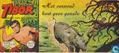Comics - Tibor - Het oerwoud kent geen genade