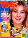 Bandes dessinées - Tina (tijdschrift) - 1984 nummer  22