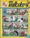 Strips - Ons Volkske (tijdschrift) - 1960 nummer  21