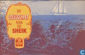 Bandes dessinées - Capitaine Rob - De goudschat van de sheik