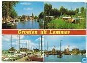 Groeten uit Lemmer