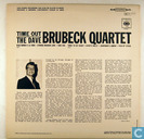 Disques vinyl et CD - Dave Brubeck Quartet, The - Time out