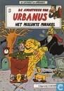 Strips - Urbanus [Linthout] - Het mislukte mirakel