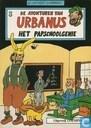 Comics - Urbanus [Linthout] - Het papschoolgenie