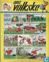 Bandes dessinées - Ons Volkske (tijdschrift) - 1960 nummer  42