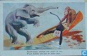 Zwart-aapje en Jumbo