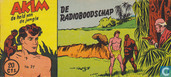 Comic Books - Akim - De radioboodschap