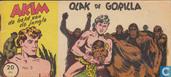 Strips - Akim - Olak de gorilla
