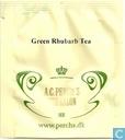 Green Rhubarb Tea