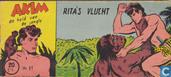 Bandes dessinées - Akim - Rita's vlucht