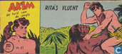 Comics - Akim - Rita's vlucht