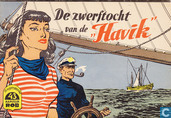"Comic Books - Kapitein Rob - De zwerftocht van de ""Havik"""
