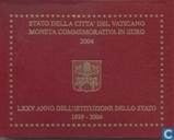 "Coins - Vatican - Vatican 2 euro 2004 ""75th anniversary of the foundation of the Vatican City State (1929-2004)"""