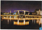 Amsterdam, Holland - Magere brug over de Amstel