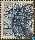 20 blauw