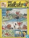 Strips - Ons Volkske (tijdschrift) - 1960 nummer  45
