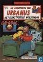 Bandes dessinées - Urbanus [Linthout] - Het kunstmatige weeskindje