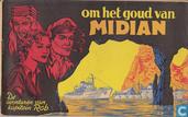 Bandes dessinées - Capitaine Rob - Om het goud van Midian