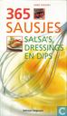 365 sausjes, salsa's, dressings en dips