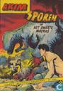 Comic Books - Akim - Sporen in het zwarte moeras