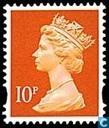Machin Queen Elizabeth-Decimal