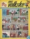 Bandes dessinées - Ons Volkske (tijdschrift) - 1960 nummer  10