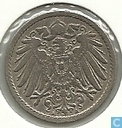 Coins - Germany - German Empire 5 pfennig 1892 (A)