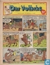 Bandes dessinées - Ons Volkske (tijdschrift) - 1955 nummer  16