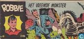 Bandes dessinées - Robbie - Het vreemde monster