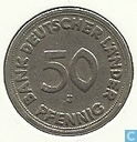 Coins - Germany - Germany 50 pfennig 1949 (J)
