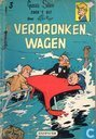 Bandes dessinées - Gil Jourdan - De verdronken wagen