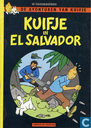 Strips - Kuifje - Kuifje in El Salvador