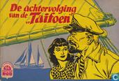 """Bandes dessinées - Capitaine Rob - De achtervolging van de """"Taifoen"""""""