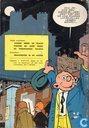 Comic Books - Gil Jordan - De verdronken wagen