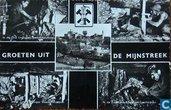 Brunssum - Groeten uit de mijnstreek - Staatsmijn Hendrik