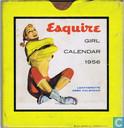 Esquire Girl Calendar 1956