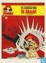 Franka 7: De tanden van de draak
