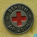 Bergen op Zoom (rode kruis) [zwart]